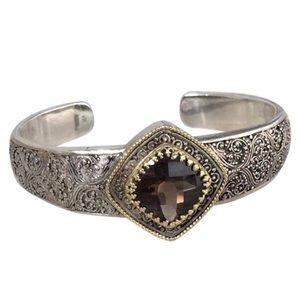 Sara Blaine SS 18k Gold Bracelet